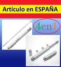 4en1 BOLI+LUZ LED+ Puntero Laser ROJO+ALARGADOR SEÑALADOR red laser pointer <1mW