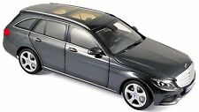 NOREV 183475 Mercedes-Benz C-Klasse Estate 2014 Grau metallic 1:18 NEU/OVP