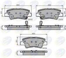 Comline Rear Brake Pad Set CBP32023  - BRAND NEW - GENUINE - 5 YEAR WARRANTY