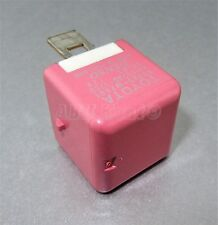 264-Toyota Lexus 4-Pin Pink Relay Denso 90987-W2001 AH156700-3700 12V Thailand