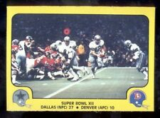 Beer Football Roger Staubach QB Dallas Cowboys Super Bowl XII Champions 1977