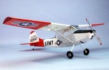 Bird Dog L19 #1804 Dumas Electric R/C Balsa Wood Model Airplane Kit