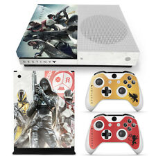 DESTINY 2 Xbox One S Skin Decal Wrap Vinyl Sticker CONSOLE + CONTROLLERS