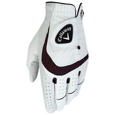 Callaway Ladies SynTech Left Hand Golf Glove - New For Right Handed Leather LLH