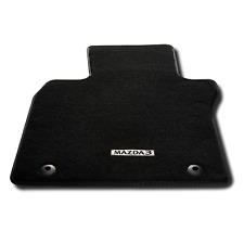 Genuine Mazda 3 Luxury carpet mat set 2019-2020