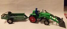 JOAL Tractor con remolque de abonos Nº 204 Made in Spain no box