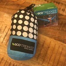Nwt Eco All-In-One Trekker Travel Hammock Polka Dot Weight Limit to 400lbs