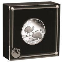 Silber EMU 1 OZ PP silver coin 9999 Perth Mint Australia 2020