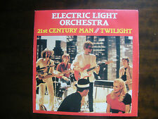 "SP ELECTRIC LIGHT ORCHESTRA  ""21st Century man"" Jet Records – JET 808 Fr (1981)"