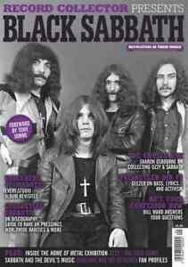 Record Collector Magazine Presents Black Sabbath (Revolution In Their Minds) New
