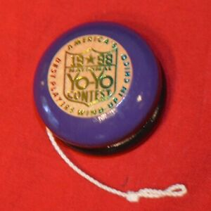 VINTAGE BC WHAT'S NEXT 1998 YO-YO CONTEST BIRD IN HAND STORE MUSEUM CHICO