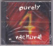 AA.VV. Purely Nachural  #  CD NUOVO SIGILLATO