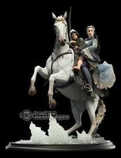 Weta The Lord of the Rings - Arwen & Frodo On Asfaloth Statue