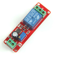 1Pcs DC 12V Delay Timer Switch Adjustable Module 0 to 10 Second New