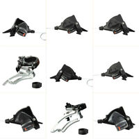 Mountain Bike Gear Shifters MTB Bicycle Speed Derailleur Transmission Accessory
