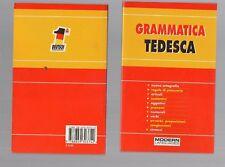 grammatica tedesca - modern publishing dictionary -