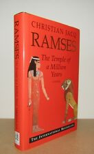 Christian Jacq - Ramses - The Temple of a Million Years - 1st/1st