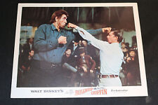 1966 Walt Disney's Adventures of Bullwhip Griffin Lobby Card Technicolor (C-6)