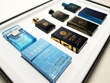 Versace Mens Pour Homme Mini Edition Gift Set Travel Collection Eau De Parfune