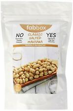 Fabbox High Protein Classic Salted Makhana (70 Grams - Pack of 2, x 140 g)