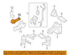TOYOTA OEM 12-16 Camry-Engine Motor Mount Torque Strut 123630P012