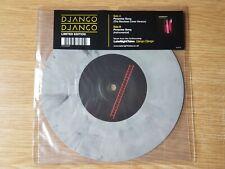"""Django Django Porpoise Song RSD 2014 Grey splatter 7"""""""