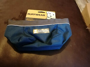 RUFFWEAR QUENCHER WATERPROOF COLLAPSABLE BOWL MED