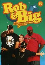 Rob and Big: The Complete Third Season [3 Discs] (2008, DVD NEUF)
