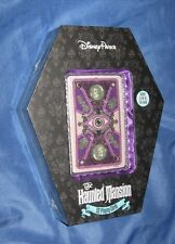 HAUNTED MANSION Walt Disney Exclusive 52-Playing Card Deck ~GLOW IN THE DARK