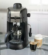 Capresso Steam Pro 4-Cup Espresso & Cappuccino Machine New