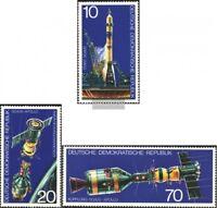 DDR 2083-2085 (kompl.Ausgabe) gestempelt 1975 Sojus-Apollo