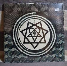 HIM - Tears On Tape Translucent, Limited GREEN APPLE VINYL LP Gatefold OOP! NEW
