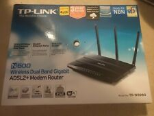TP-Link TD-W8980 ADSL2+ Modem/Gigabit Router/Wireless-N