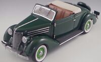 FRANKLIN MINT 1936 FORD DIE CAST 1:24 SCALE NO BOX