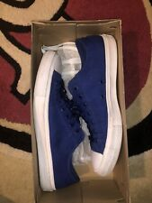 Converse Chuck Taylor All-Star II low Royaly Blue Size 12