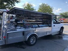 2003 Chevy Silverado 3500 Lunch Serving Canteen Food Truck.