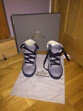 Mens Vivienne Westwood Boots With Box Size UK:9 EUR:43