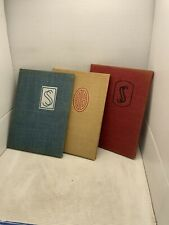 3 year books of the Spence school-1939-40-41-22 E. 91st St., New York