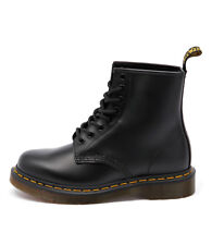 Dr. Martens Unisex Size 39 EU 8 Usl 7 USM 6 UK 8 Hole 1460 Black Air Wair