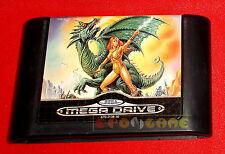 ALISIA DRAGOON Sega Mega Drive Dragon Versione Europea PAL ○ SOLO CARTUCCIA - E3