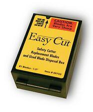 Box Cutter Blades (Standard Blades - 81 count)