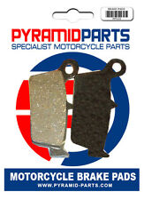 Rear brake pads for Honda CB50 Dream 97-98 CRE80 1988- CRM250 91-98 CRF230 08-10