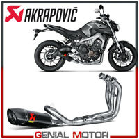Full System Exhaust Carbon Akrapovic Racing Line for YAMAHA MT 09 2014 > 2019