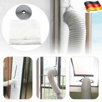 4m AirLock Fensterabdichtung für mobile Klimageräte Klimaanlagen Ablufttrockner