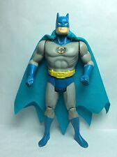 Vintage Kenner Super poderes Accesorio-Batman 'S Turquesa REPRO Cape & Cuello Anillo