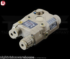 L3-Insight ATPIAL-C Commercial PEQ-15, Class1 & Class 3R Infrared/Visible Laser