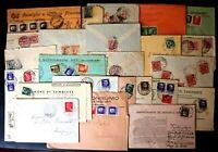Regno Storia Postale - Floreale Imperiale -- Lotto da 80 buste del settore - 6 -