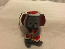 "Union Wadding ""Twinkle"" Christmas Ornament Critter Sitter"