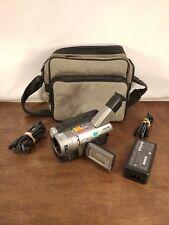 Sony Handycam CCD-TRV67 8mm Video8 HI8 Camcorder Player Video Transfer Ghost