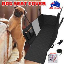 Pet Cat Dog Car Back Seat Cover Mat Waterproof Premium Rear Protector Hammock